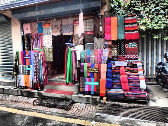 ネパール カトマンズ 店④