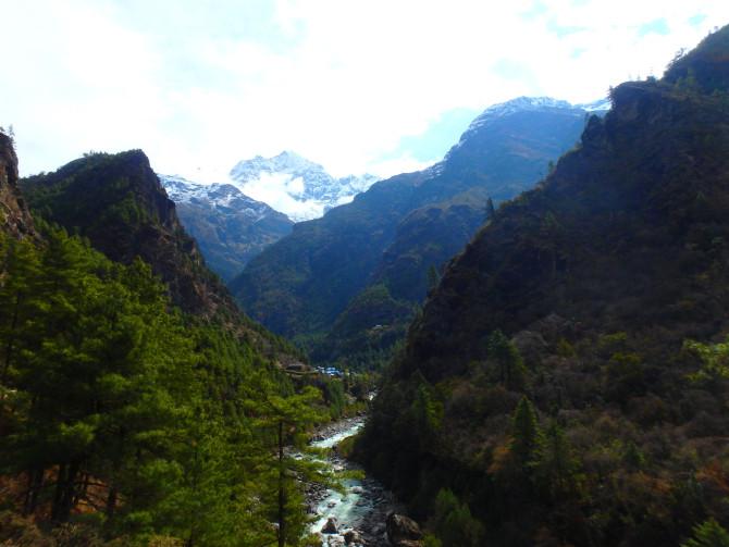 ネパール パクディン 景色②