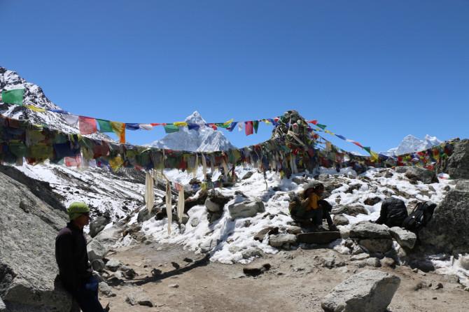 ネパール ペリチェ 道②