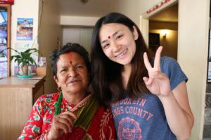 ネパール ポカラ あま