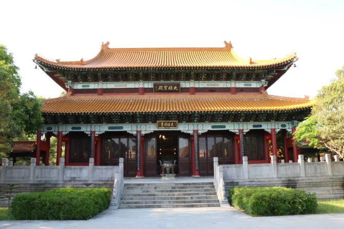 ネパール ルンビニ 中国寺
