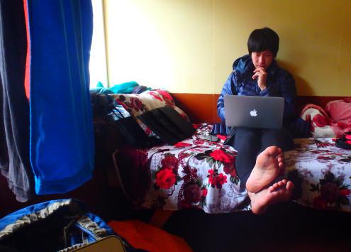 ネパール ナムチェ PC