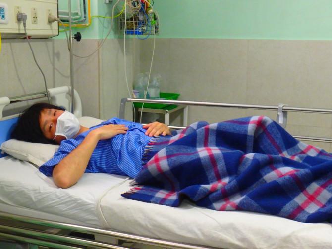 ネパール カトマンズ 病院