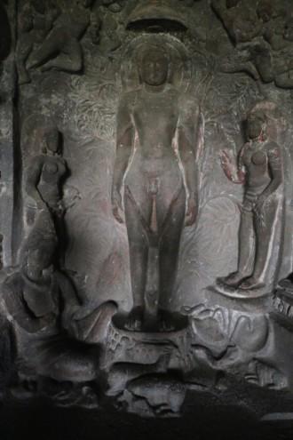 インド アウランガーバード アジャンタ(32窟)