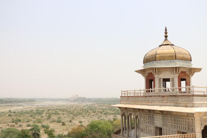 インド アグラ アグラ城塞⑤