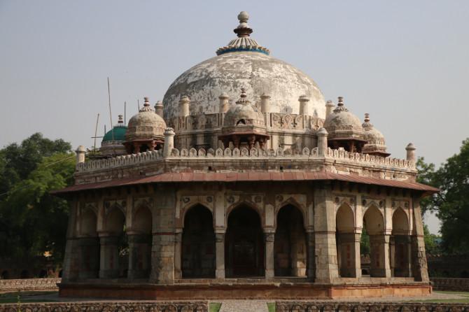 インド デリー フユマーン廟①