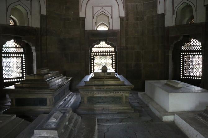 インド デリー フユマーン廟②