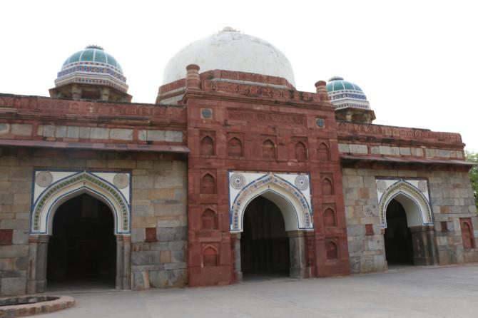 インド デリー フユマーン廟④