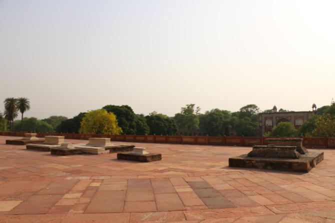 インド デリー フユマーン廟⑧
