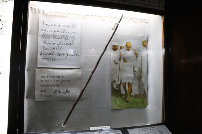 インド デリー ガンジー博物館①