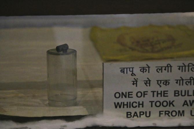 インド デリー ガンジー博物館③