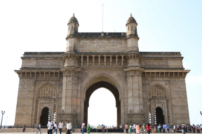 インド ムンバイ インド門