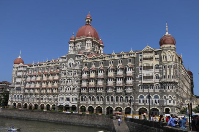 インド ムンバイ タージマハルホテル