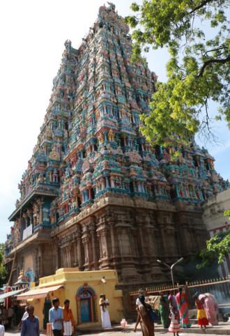インド マドゥライ 寺院②