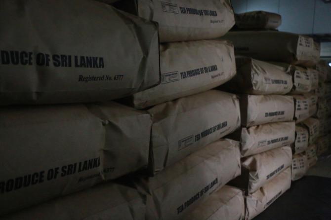 スリランカ キャンディ 紅茶工場④