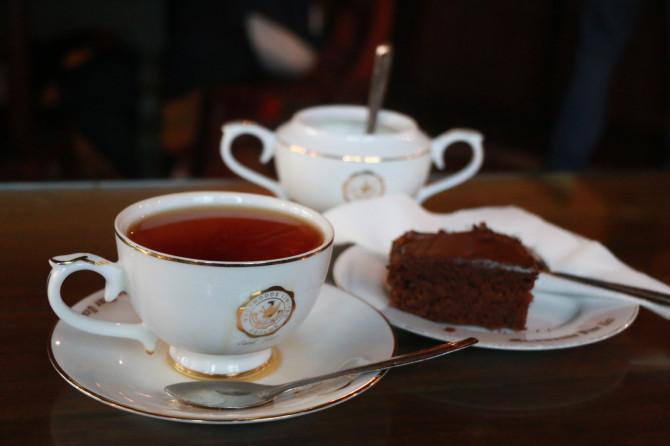スリランカ キャンディ 紅茶工場⑤