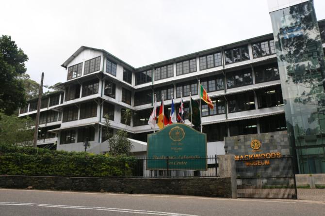 スリランカ キャンディ 紅茶工場⑦