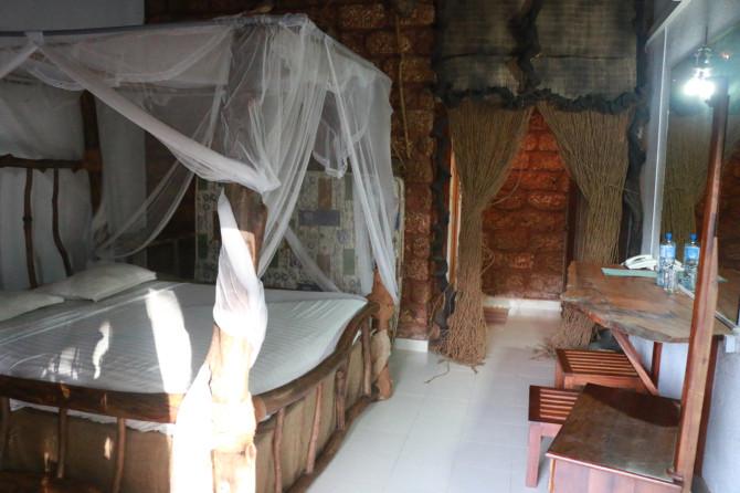 スリランカ ラトゥナプラ 宿①