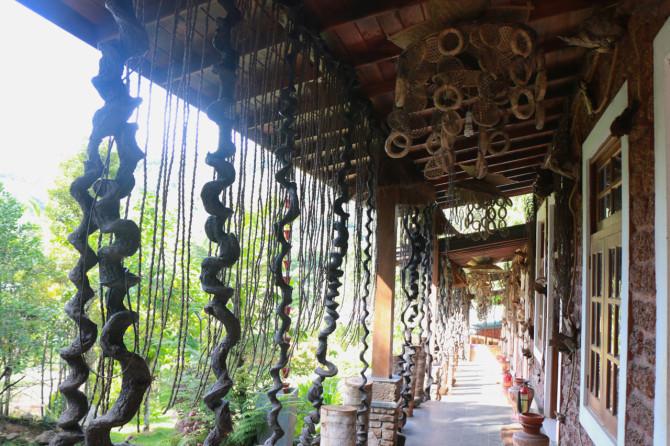スリランカ ラトゥナプラ 宿②