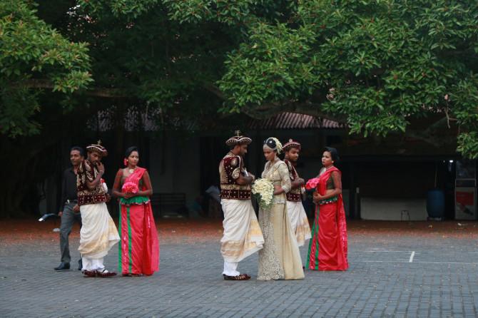 スリランカ ゴール 撮影