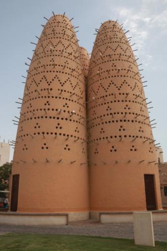 カタール ドーハ 文化村①