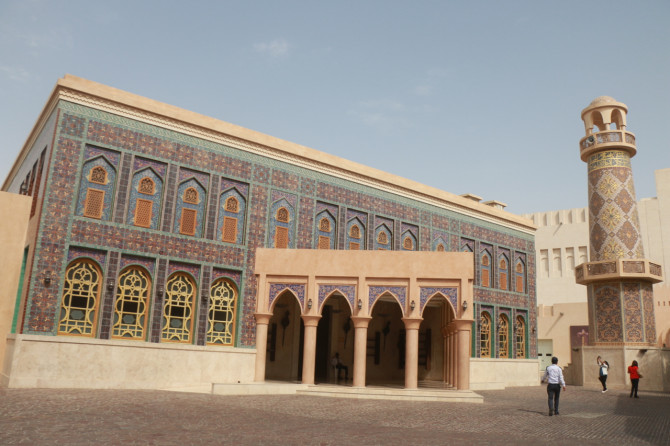 カタール ドーハ 文化村③