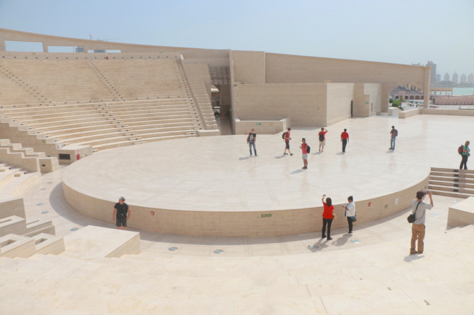 カタール ドーハ 文化村④