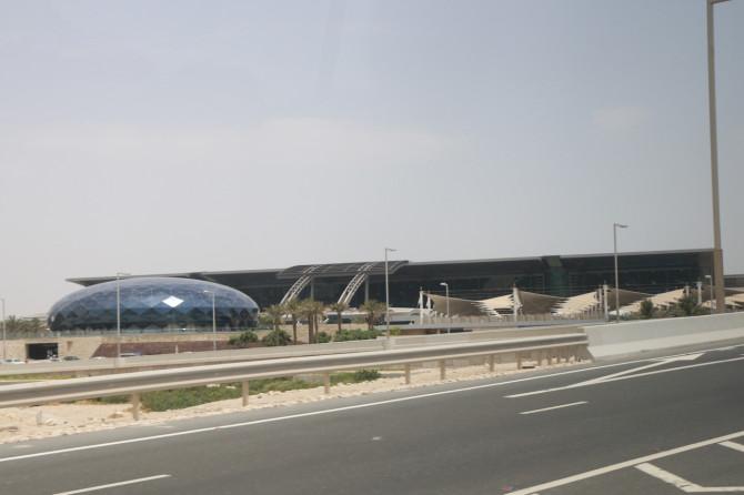 カタール ドーハ 空港①