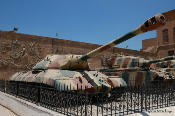 軍事博物館 シタデル カイロ