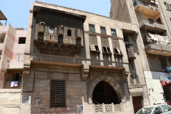 イスラム地区 カイロ