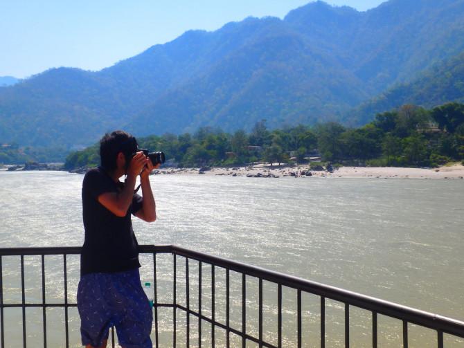 インド リシケシュ カメラ