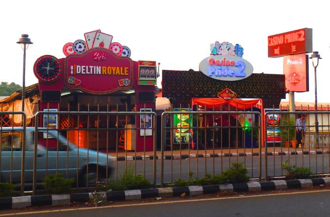 インド ゴア カジノ