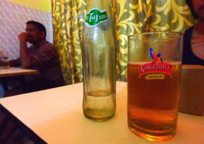 インド ゴア 酒