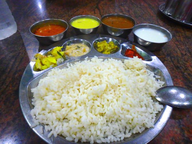 インド アレッピ 料理④