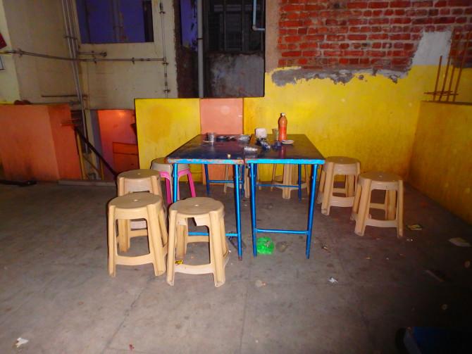インド マドゥライ 酒屋④