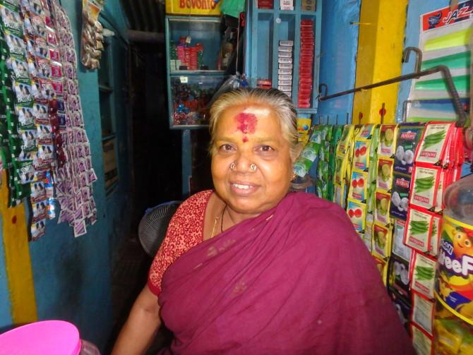 インド マドゥライ まっちゃん嫁