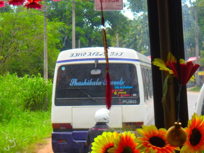 スリランカ ニゴンボ 車①