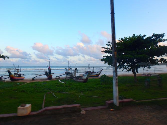 スリランカ ラトゥナプラ 景色①