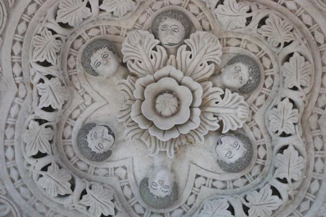 ヨルダン アンマン アンマン城①⑥