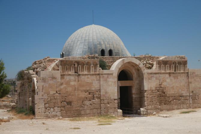 ヨルダン アンマン アンマン城⑥