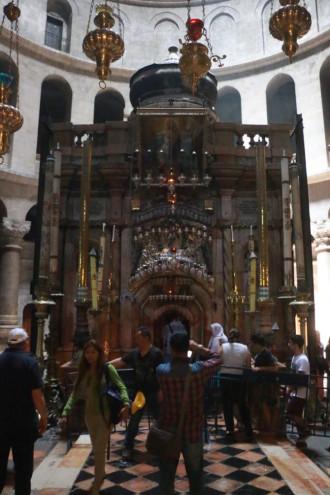 イスラエル エルサレム 聖墳墓④