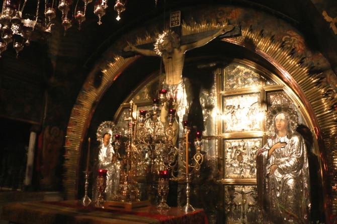 イスラエル エルサレム 聖墳墓⑤