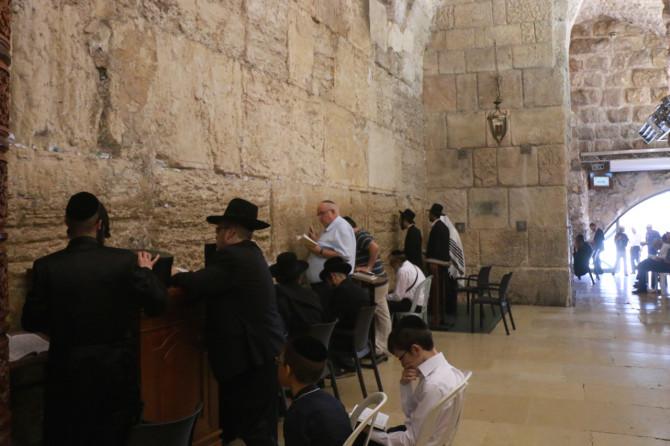 イスラエル エルサレム 嘆きの壁④