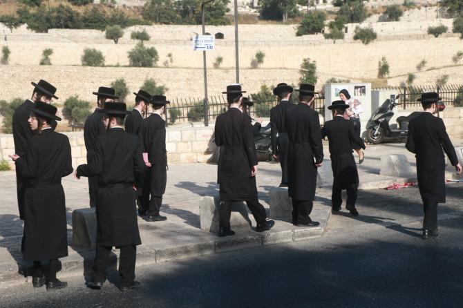 イスラエル エルサレム ユダヤ教②