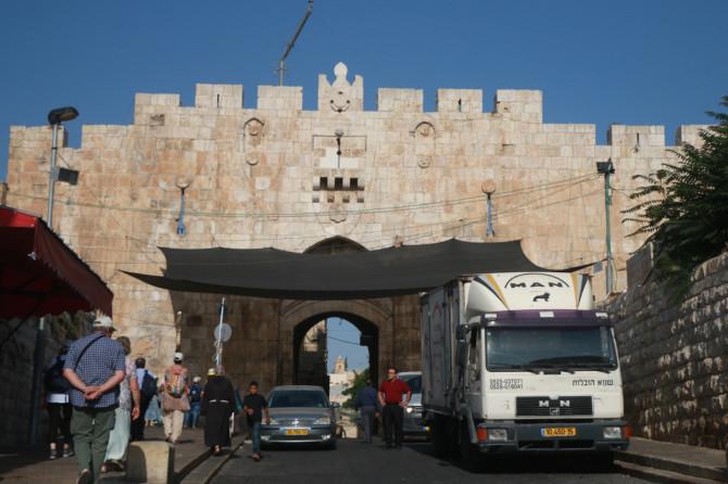 イスラエル エルサレム 聖ステパノ門①
