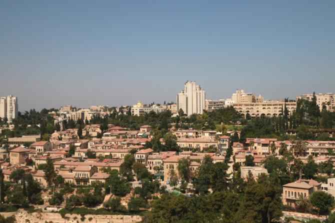 イスラエル エルサレム 城壁散歩③