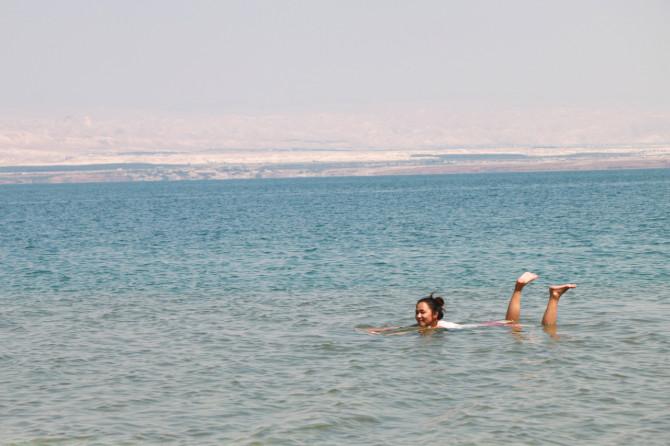 ヨルダン アンマン 死海⑤