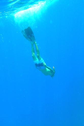 エジプト ダハブ 潜水①