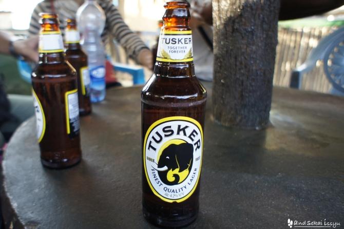 ケニアのビール、タスカー
