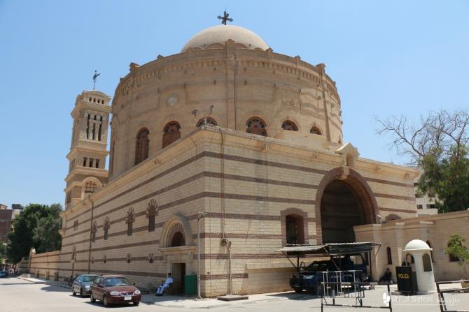 オールドカイロ 聖ジョージ教会